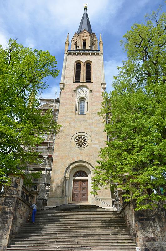 Kirche, Lengenfeld/Vogtland